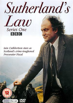 Sutherland's Law: Series 1 Online DVD Rental