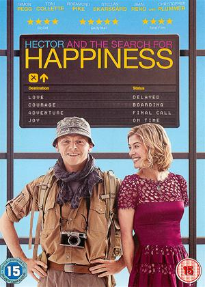 Hector and the Search for Happiness Online DVD Rental
