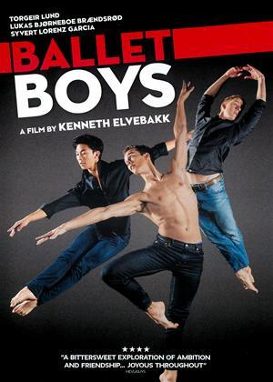 Ballet Boys Online DVD Rental
