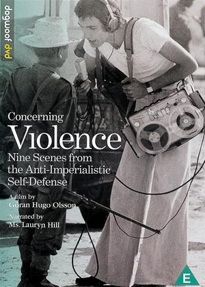 Concerning Violence Online DVD Rental
