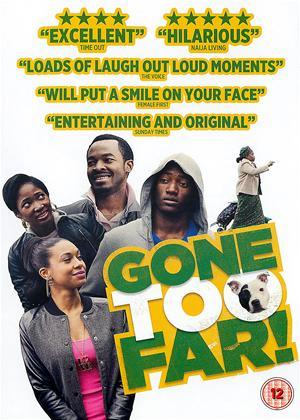 Gone Too Far Online DVD Rental