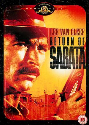 Return of Sabata Online DVD Rental