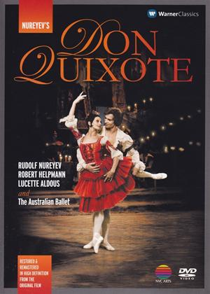 Rent Minkus: Don Quixote: Rudolf Nureyev Online DVD Rental
