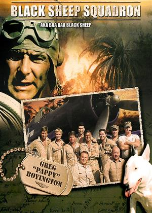 Black Sheep Squadron Online DVD Rental