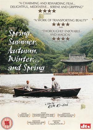 Spring, Summer, Autumn, Winter and Spring Online DVD Rental
