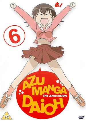 Azumanga Daioh: Vol.6 Online DVD Rental