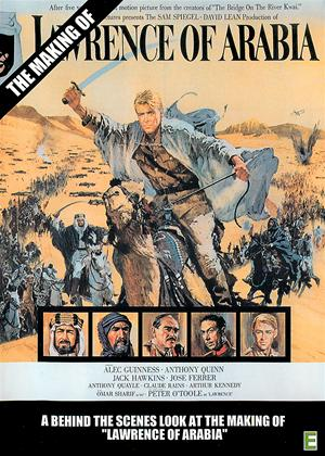 The Making of Lawrence of Arabia Online DVD Rental
