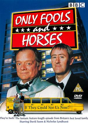Rent Only Fools and Horses: If They Could See Us Now! Online DVD Rental