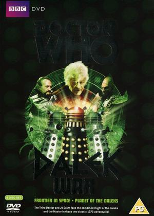 Rent Doctor Who: Planet of the Daleks Online DVD Rental