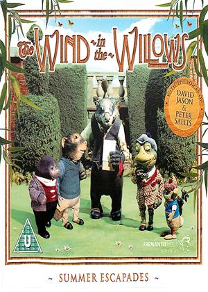 The Wind in the Willows: Summer Escapades Online DVD Rental