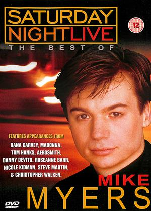 Saturday Night Live: The Best of Mike Myers Online DVD Rental