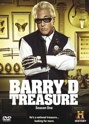 Rent Barry'd Treasure Online DVD Rental