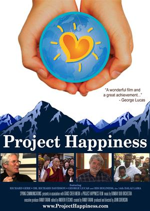 Project Happiness Online DVD Rental