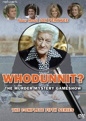 Rent Whodunnit: Series 5 Online DVD Rental