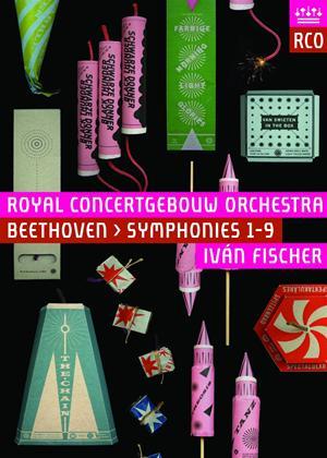 Rent Beethoven: Symphonies 1-9 Online DVD Rental