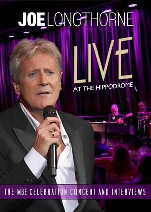 Joe Longthorne: Live at the Hippodrome Online DVD Rental