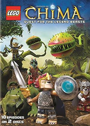 Rent Lego Legends of Chima: Series 2: Part 1 Online DVD Rental