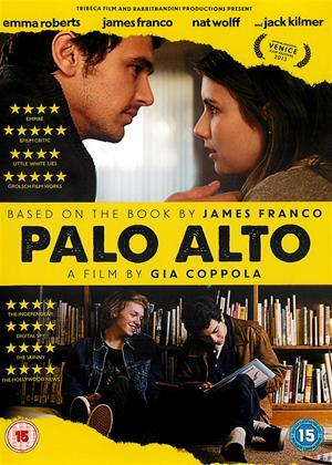 Palo Alto Online DVD Rental