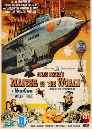 Master of the World Online DVD Rental