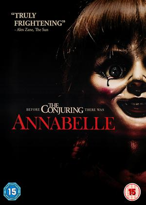 Annabelle Online DVD Rental