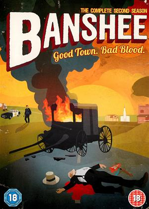 Banshee: Series 2 Online DVD Rental