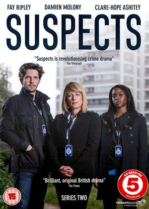 Rent Suspects: Series 2 Online DVD Rental