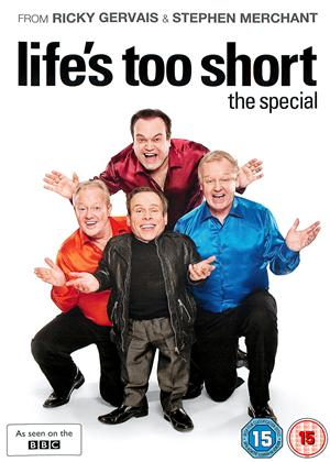 Life's Too Short: The Special Online DVD Rental