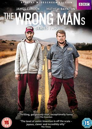 Rent The Wrong Mans: Series 2 Online DVD Rental