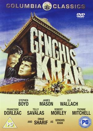 Rent Genghis Khan Online DVD Rental