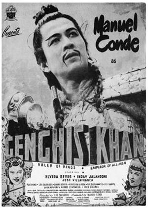 Rent Genghis Khan (aka Ang Buhay ni Genghis Khan) Online DVD Rental