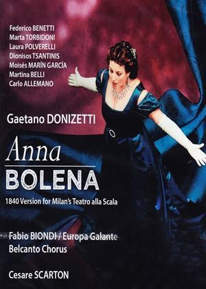 Rent Anna Bolena: Teatro Flavio Vespasiano (Fabio Biondi) Online DVD Rental