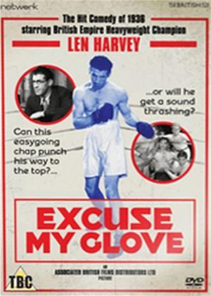 Rent Excuse My Glove Online DVD Rental