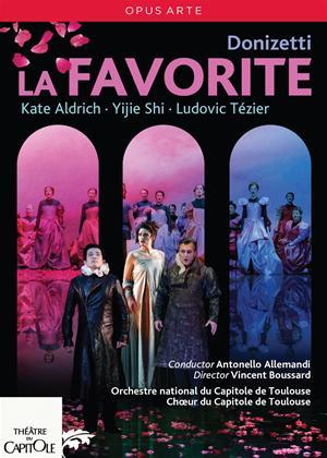 Rent La Favorite: Théâtre Du Capitole De Toulouse (Antonello Allemandi) Online DVD Rental