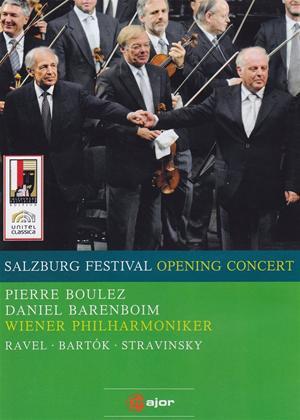 Rent Salzburg Opening Concert: 2008 Online DVD Rental