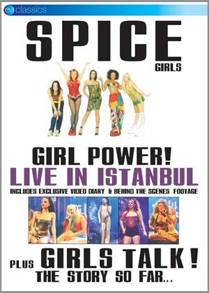 Spice Girls: Girl Power! Live in Istanbul Online DVD Rental