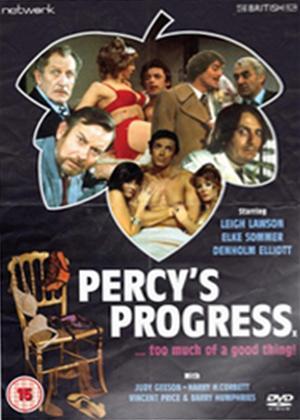 Rent Percy's Progress Online DVD Rental