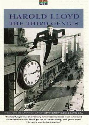 Rent Harold Lloyd: The Third Genius Online DVD Rental