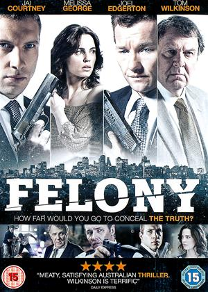 Rent Felony Online DVD Rental