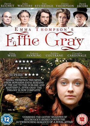 Effie Gray Online DVD Rental
