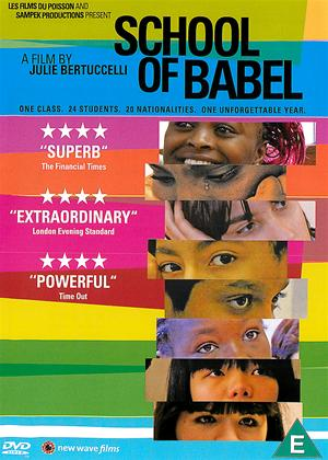 Rent School of Babel (aka La cour de Babel) Online DVD Rental