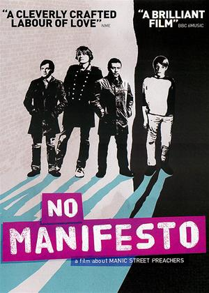 No Manifesto: A Film About the Manic Street Preachers Online DVD Rental