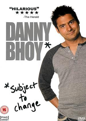 Rent Danny Bhoy: Subject to Change Online DVD Rental
