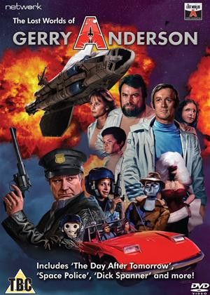 Rent The Lost Worlds of Gerry Anderson Online DVD Rental