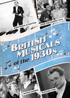 British Musicals of the 1930s Online DVD Rental