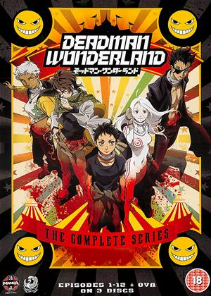 Deadman Wonderland: The Complete Series Online DVD Rental