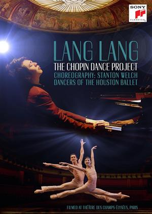 The Chopin Dance Project Online DVD Rental