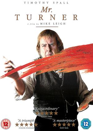 Mr. Turner Online DVD Rental