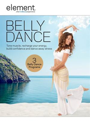 Element: Belly Dance Online DVD Rental