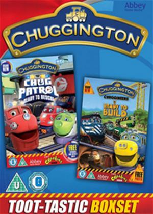 Rent Chuggington: Toot-tastic Online DVD Rental