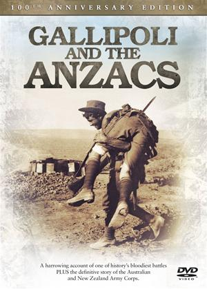 Gallipoli and the Anzacs Online DVD Rental